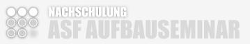 FAHRSCHULE allroad - Überschrift ASF Aufbauseminar