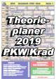 Theorieplaner 2019 PKW / Motorrad zum Download