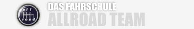 FAHRSCHULE allroad - Überschrift Das Berlin Team
