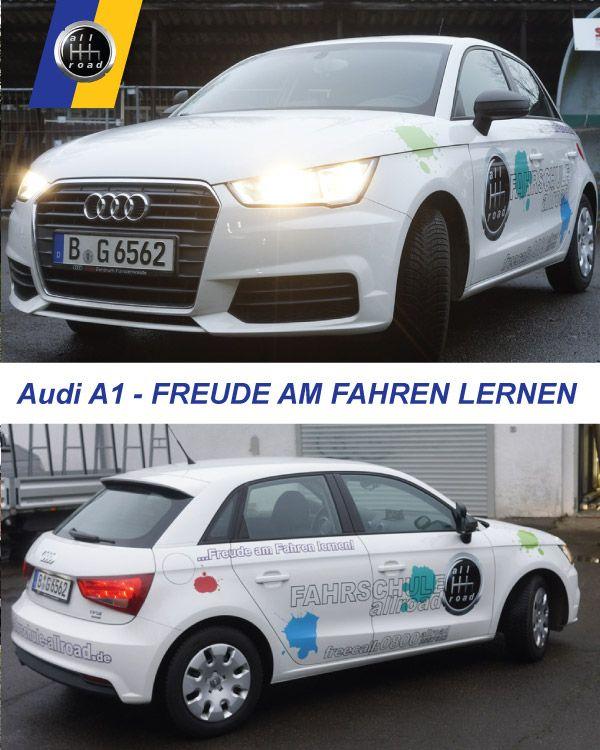 Fahrschule Berlin allroad - Audi A1