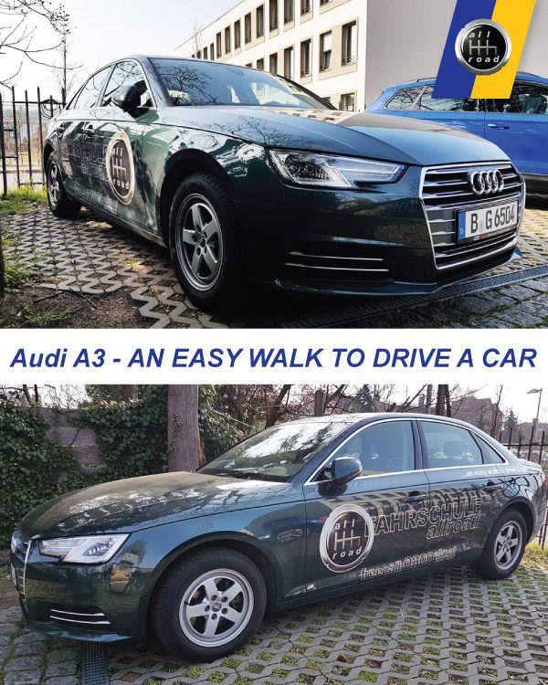 Fahrschule Berlin allroad - Audi A3