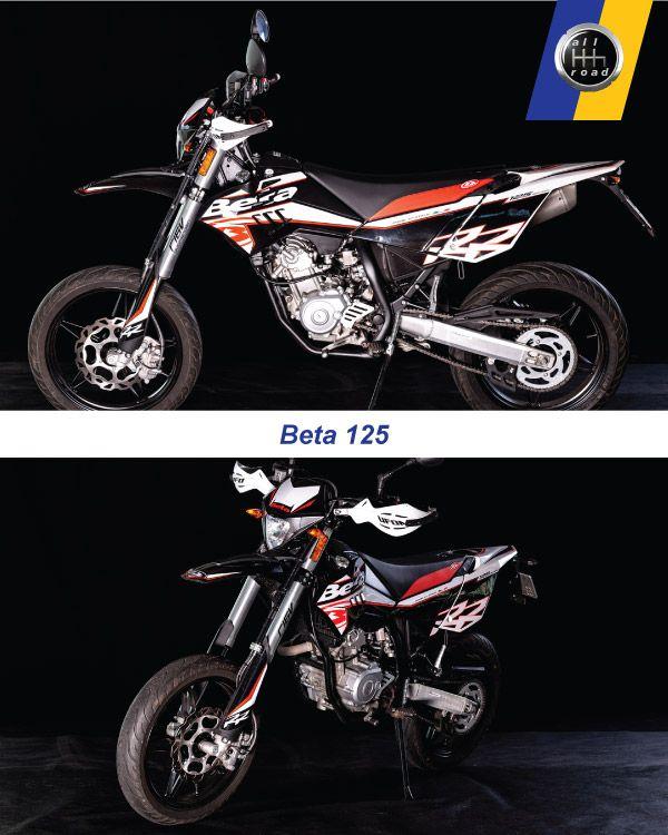 Fahrschule Berlin allroad - Motorrad Beta 125