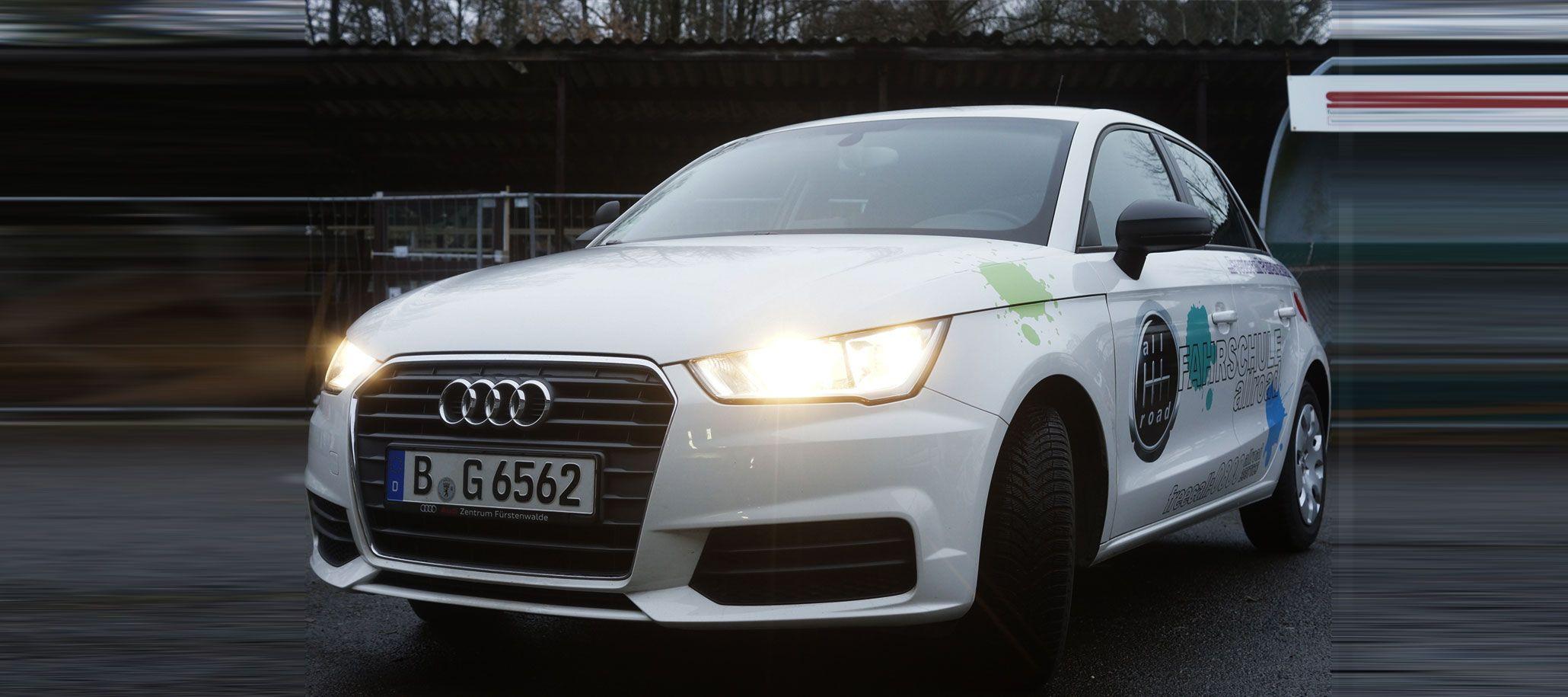 PKW ausbildung Fahrschule Berlin - Audi A1