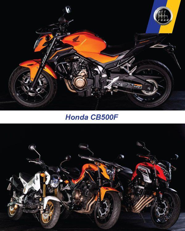 Fahrschule Berlin allroad - Honda CB500F
