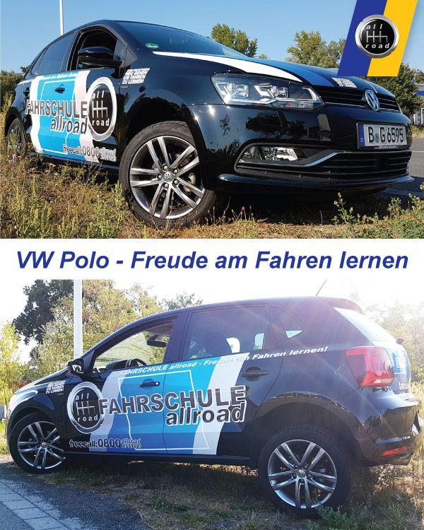 Fahrschule Berlin allroad - VW Polo